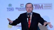 Cumhurbaşkanı Erdoğan Batı'ya rest çekti