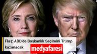 Ünlü astrolog Ebru Cinek Trump'ın kazanacağını 5 gün önce Medyafaresi.com'dan ilan etti