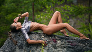 İnstagram'ın güzel fenomeni Galinka Mirgaeva