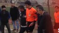 Samet Gacaroğlu sahadan alındı
