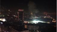 Beşiktaş'ta Vodafone Arena Stadı yakınlarında patlama meydana geldi