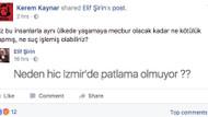 Neden İzmir'de Patlama Olmuyor? tartışması sosyal medyayı salladı