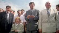 Erdoğan'ın, Erbakan'ın izinden gittiğini gösteren projeler