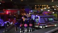 Atatürk Havalimanı Yolunda Kaza: 2 Ölü, 2 Yaralı