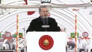 Cumhurbaşkanı Erdoğan, Avrasya Tüneli'ni açtı