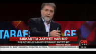 Ahmet Hakan'dan Twitter'daki eleştirilere isyan