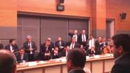 Anayasa Komisyonunda tartışma çıktı