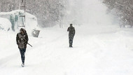 Bu illerde okullara kar tatili verildi