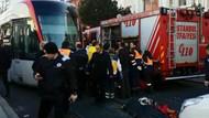 İstanbul'da tramvay kazası! 1 kişi öldü
