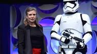Star Wars'un yıldızı Carrie Fisher hayatını kaybetti
