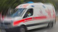Öğrenci servisi uçuruma yuvarlandı: 8 yaralı