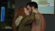 Kiralık Aşk'ta sürpriz öpüşme sahnesi