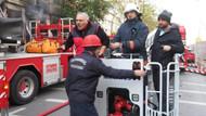 Bağdat Caddesi'nde türkü bar alev alev yandı