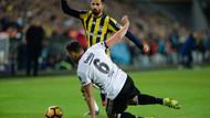 Fenerbahçe - Beşiktaş derbisinde gol yok: 0-0