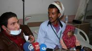 Yemen'den getirilen 160 hastanın tedavilerine başlandı