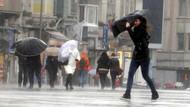 Flaş: İstanbul için yağış uyarısı geldi.. Bu akşama dikkat