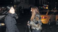 Zehra Çilingiroğlu taksi kovaladı