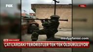 Sur'da teröristlerle çatışmada son 200 metre!