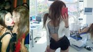 Bahar Candan'ın olay yaratan Instagram pozları