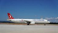 Hostesin tansiyonu düştü; THY uçağı Atina'ya indi