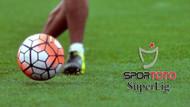 Spor Toto Süper Lig'de 21. hafta programı