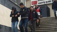 Çete lideri 8 kadınla harem kurmuş