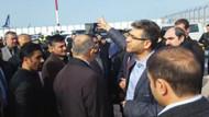 HDP'li vekilin VIP otopark kavgası! Konvoyun önünü kesince...