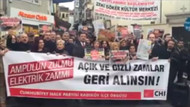 CHP'li Yarkadaş: Faturalarımızı Saray kabartıyor