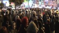 Kadıköy'de eylem sonrası gerginlik