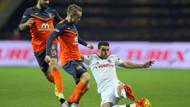 Medipol Başakşehir: 2 - Beşiktaş: 2
