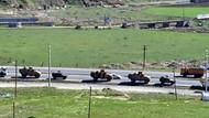 Tanklar, İdil ilçesine Türkiyem şarkısıyla girdi