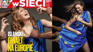 Polonya dergisinden müslümanlara hakaret