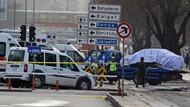 Saldırının olduğu sokakta ilginç detay