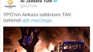 Al Jazeera Türk'ün kafası fena karıştı!