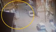 Kanarya mahallesinde kahvehaneye silahlı saldırı