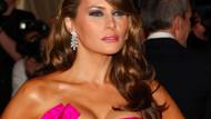 Trump'ın karısı Melania, çıplak pozlarıyla gurur duyan ilk First Lady olacak!