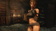 The Elder Scrolls V: Skyrim'de porno çektiler