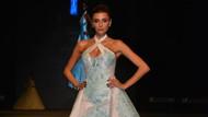 İzmir Wedding Fuarında görkemli final defilesi