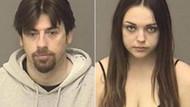 Öğrencileriyle seks yaparken kız arkadaşını da dahil etti