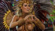 Rio 2016 Karnavalından ilk görüntüler