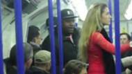 Metroda taciz deneyi