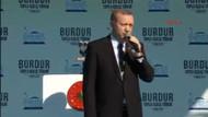 Erdoğan: AYM Başkanı'na kırgınım!