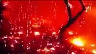 Ankara'daki patlama anı kamerada!
