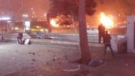 Dünya Ankara'daki patlamayı böyle gördü