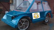 Selçuk Üniversitesi'nin yerli otomobili sosyal medyada ses getirdi