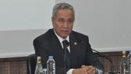 Bülent Arınç: Anayasa Mahkemesi Başkanı'nı tebrik ediyorum, Ben Zühtü Arslan'ın yanındayım