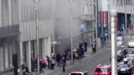 Son haber... Brüksel'de üçüncü patlama!