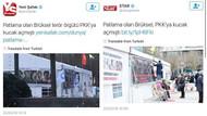 Star ve Yeni Şafak'a sosyal medyada Brüksel tepkisi