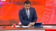 Fatih Portakal'a gelen telefon yürek sızlattı