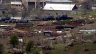 PKK'lılar Derecik'te sınır bölüğüne uçaksavarla saldırdı